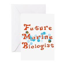 Future Marine Biologist Greeting Cards (Pk of 20)