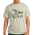 Grandfather of the Groom Light T-Shirt