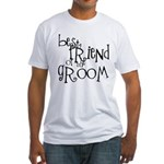 Grandfather of the Groom Fitted T-Shirt