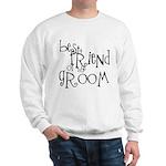 Grandfather of the Groom Sweatshirt