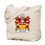 Bamvill Family Crest Tote Bag