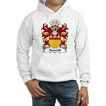 Bamvill Family Crest Hooded Sweatshirt