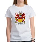Bamvill Family Crest Women's T-Shirt