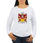 Bamvill Family Crest Women's Long Sleeve T-Shirt