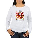 Aylwarde Family Crest Women's Long Sleeve T-Shirt