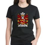 Aylwarde Family Crest Women's Dark T-Shirt