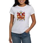 Aylwarde Family Crest Women's T-Shirt