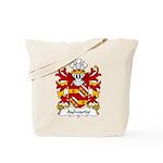 Aylwarde Family Crest Tote Bag