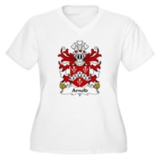 Arnold Family Crest T-Shirt