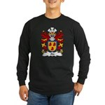 Alo Family Crest Long Sleeve Dark T-Shirt