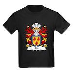 Alo Family Crest Kids Dark T-Shirt