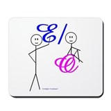 E/O Smilies Mousepad