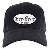 BEE-LIEVE IN LOVE Baseball Cap