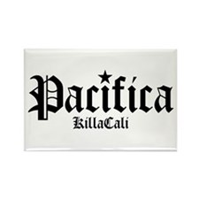 Pacifica Rectangle Magnet