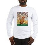 Spring / Vizsla Long Sleeve T-Shirt