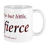 Fierce Small Mug