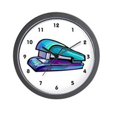 Secretary Clerical Wall Clock