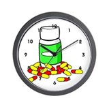Pharmacist Wall Clock