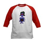 Alien Kids Baseball Jersey
