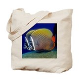 Red-tailed Butterfly Fish Tote Bag