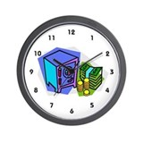Loan Officer Wall Clock