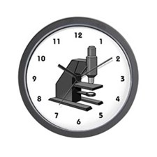 Lab Tech MT Wall Clock