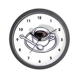 Restaurant Manager Wall Clock