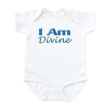 I Am Divine Infant Bodysuit