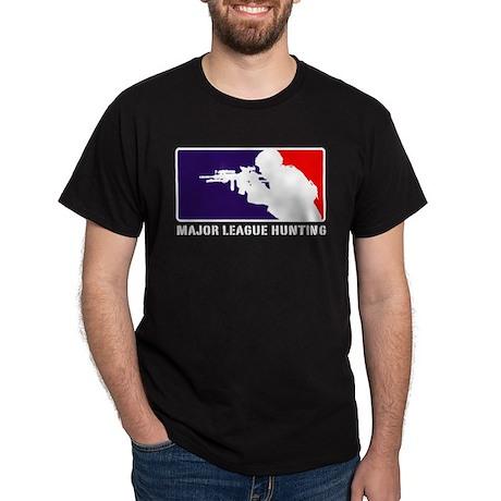 Major League Hunting Dark T-Shirt - Metl Shirt