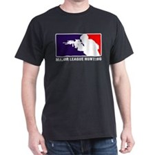 Major League Hunting T-Shirt - Metl Shirt