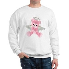 PINK ANGEL BEAR 2 Sweatshirt