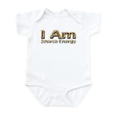 Cute Abraham hicks Infant Bodysuit