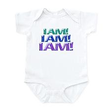 I Am! I Am! I Am! Infant Bodysuit