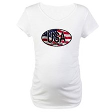 USA Colors Oval 2 Shirt