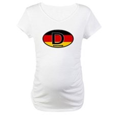 Germany Colors Oval Shirt
