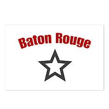 Baton Rouge, LA Postcards (Package of 8)
