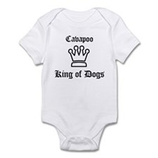 Cavapoo - King of Dogs Infant Bodysuit