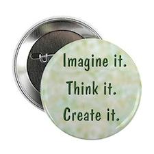 "Imagine It 2.25"" Button"