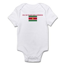 HOW CAN YOU NOT LOVE A SURINA Infant Bodysuit
