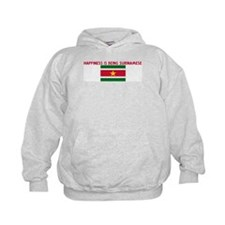 HAPPINESS IS BEING SURINAMESE Hoodie