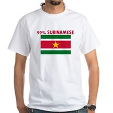 99 PERCENT SURINAMESE Shirt