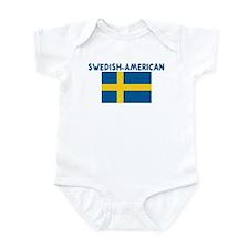 SWEDISH-AMERICAN Infant Bodysuit