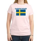 SWEDISH POWER T-Shirt