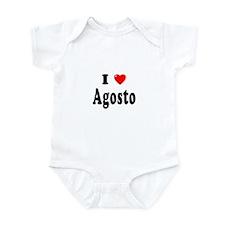 AGOSTO Infant Bodysuit