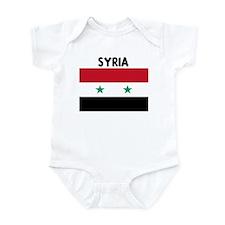 SYRIA Infant Bodysuit