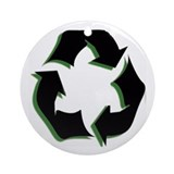 Recycle Keepsake (Round)