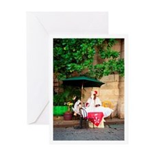 Fortune Teller<br>Greeting Card