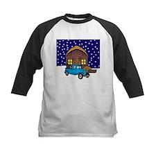 Barn & Vitnage Tow Truck Christmas Tee