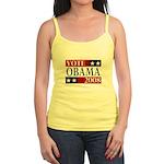 Vote Obama 2008 Jr. Spaghetti Tank