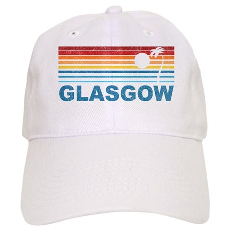 Palm Tree Glasgow Cap